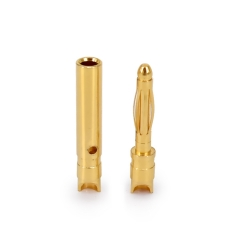 2.0mm gold plated connector
