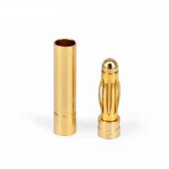 3.0mm gold plated connector