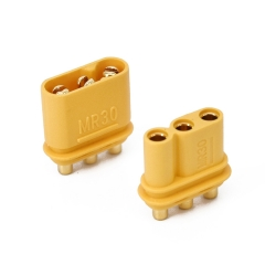 MR30 Connectors Plugs