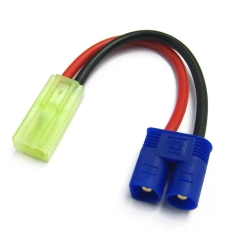 EC3 Male to Micro Tmaiya Female Battery Conversion Cable