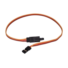 JR Male to JR Female Anti-off Servo Extension Wire