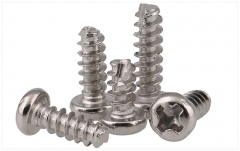 M2-M3 Round Head Tapping Screw