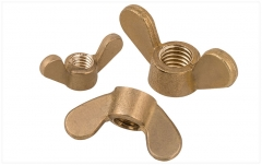 M3-M12 Copper Wing Nut