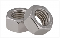 M1-M30 304 Stainless Steel Hexagon Nut