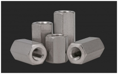 M5-M24 304 Stainless Steel Hexagon Thick Nut