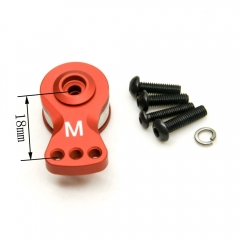 18mm 25T Teeth Tooth Half Servo Arm Horn